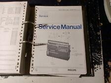 Philips Service Manual radio d 6210, etc.: 1 trozo escoger/choose 1 piece!