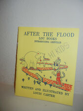 After the Flood by Louis Carter  - Gainesville Texas - Cooke County