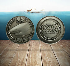 JAWS - 45th Anniversary Coin