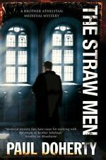 A Brother Athelstan Medieval Mystery: The Straw Men 12 by Paul Doherty (2014,...