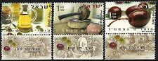 Israel 2003 Stamps FESTIVALS - 5764. MNH + TABS. (Nice Set).