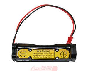 32x Battery Holder Case for Li-ion 3.6V 3.7V 18650 17670 Cell 1S1P w/PCM Inside