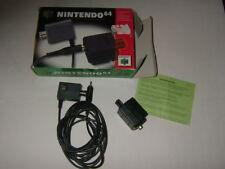 Nintendo N64 ~ Antennenweiche RF-Modulator in OVP