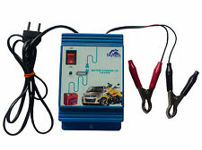 CAR Bike Battery Charger / Lead Acid 12v Battery Charger - 1 Amps