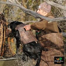 AVERY GREENHEAD GEAR GHG BOATER'S DOG PARKA VEST BUCKBRUSH BB CAMO 2XL