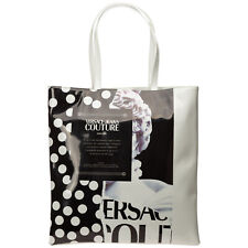 Versace Jeans Couture shoulder bag women etichetta EE1VVBBX1-E71421_EMI9 White