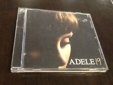 ADELE - 19 - CD ALBUM - CHASING PAVEMENTS / MAKE YOU FEEL MY LOVE / DAYDREAMER +