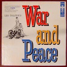 Guerre et Paix 33 tours Audrey Hepburn Henry Fonda Vittorio Gassman Nino Rota