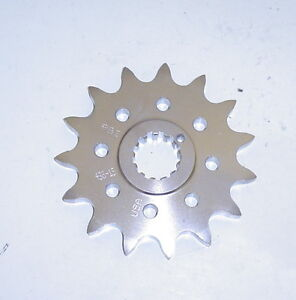 PBI 496-15 630 15 TOOTH TEETH FRONT SPROCKET Z1 KZ900 KZ1000 Z1R GS750E GS750L