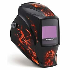 Miller 257217 Inferno Digital Elite Auto Darkening Welding Helmet
