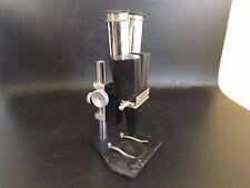Ancien Microscope Binoculaire Nachet à Paris. Dans sa boite d'origine. Début XXe
