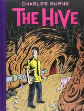 The Hive by Burns, Charles, NEW Book, FREE & FAST Delivery, (Hardcover)