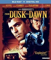 From Dusk Till Dawn [New Blu-ray]