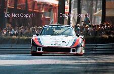 Stommelen & Schurti Martini Porsche 935/78 Le Mans 1978 fotografía 2