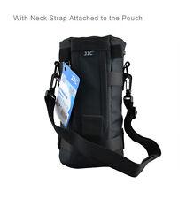 JJC13*29cm Lens Pouch Bag 150-600mm Tamron A011 A022 Sigma 150-500 Nikon 200-500