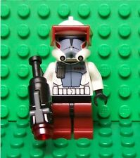 Lego Star Wars Elite ARC Clone Trooper w/ Helmet, Blaster & Visor 9488 NEW