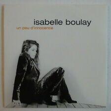 ISABELLE BOULAY : UN PEU D'INNOCENCE ♦ CD Single Promo ♦