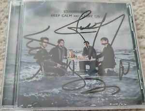 Stereophonics signed cd Keep Calm And Carry On