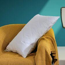 Premium White Goose Down Feather Bed Pillows-100% Cotton 600Tc King/Queen Size