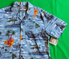 684f43fc Hawaiian Military Casual Shirts for Men for sale | eBay
