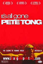 IT'S ALL GONE PETE TONG Movie POSTER 27x40 Pete Tong Paul Kaye Mike Wilmot