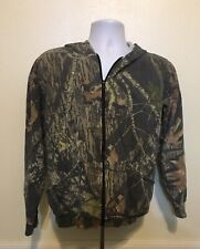 4a8a0ff0d59d7 RedHead Camouflage Jacket Boys Youth Size XL Hoodie Full Zip Up Hunting Camo