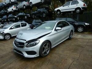 MERCEDES-BENZ C CLASS W205 AMG FRONT END BREAKING