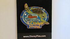 Disneyland Resort Finding Nemo AAA Vacations - Turtle Talk With Crush #4 Pin