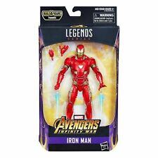 "MARVEL LEGENDS BAF (THANOS) SERIES 6"" ACTION FIGURE - Ironman (Avengers) **NEW**"