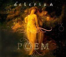 DELERIUM - Poem [Limited Edition Bonus CD] (CD, Nov-2000, 2 Discs, Nettwerk)