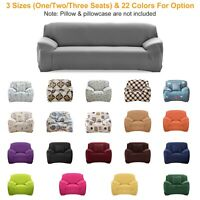 1/2/3 Seat Sofa Cover Couch Loveseat Slipcover  Dog Pet Mat Furniture Protector