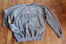 Vintage chicago bulls NBA Sweatshirt Mens Medium 90s Logo Athletic retro crew