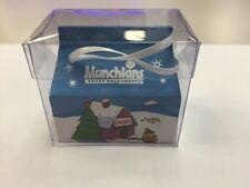 Dunkin Donuts Blue Munchkin Box Holiday Ornament