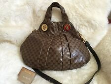 Authentic GUCCI Hysteria Crystal GG Tote extra large Shoulder bag