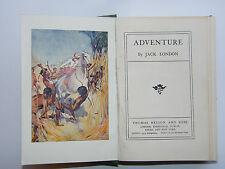 Jack London - Adventure Circa 1925 Edition