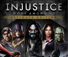 Injustice: Gods Among Us - Ultimate Edition (PC) [Steam]