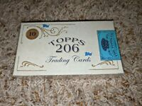 2020 Topps T206 206 Series 1 Baseball Sealed Hobby Pack/Box Online Exclusive