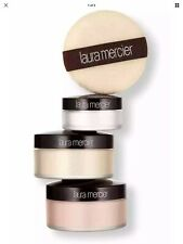 Laura Mercier Set and Glow Travel Trio Featuring Our # 1 Setting Powder - NIB