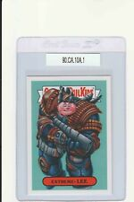 Garbage Pail Kids Extreme Lee 10a GPK 2019 We Hate The 90s trading card sticker