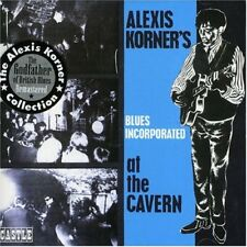 Alexis Korner's Blues Incorporat-At The Cavern CD Extra tracks, Live  New