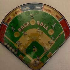 Baseball Pinball Arcade Game by Schylling 2001