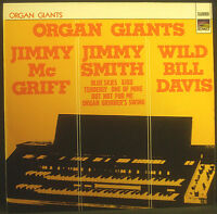 LP Jimmy Mcgriff/Jimmy Smith / Wild Bill Davis - Organ Giants