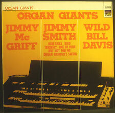 LP JIMMY McGRIFF / JIMMY SMITH / WILD BILL DAVIS - organ giants