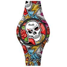 Doodle watch Skull mood dosk 003 unisex reloj de pulsera