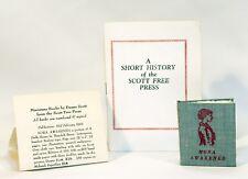 Scott Free Press Miniature NORA AWAKENED 1984 From Henrik Ibsen's A Doll's House