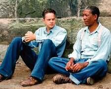 Morgan Freeman Tim Robbins Shawshank Redemption 8x10 Photo 007