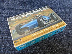 REVELL VINTAGE GRAND PRIX BRM 1/25th SCALE SLOT CAR NOS ORIGINAL