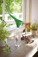 Green Water Funnel Spout Pour Bottle Garden Outdoor Indoor Plants Kitchen Herbs