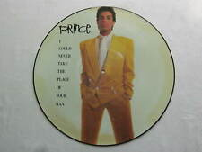"PRINCE I COULD NEVER TAKE THE PLACE OF YOUR MAN PIC DISC UK 12"" W8288TP NM 1987"