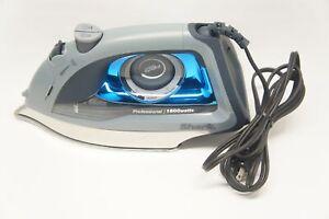 Shark Professional GI405 1600W Garment Steamer - Blue (IL/RT6-80129-GL405-BLU...